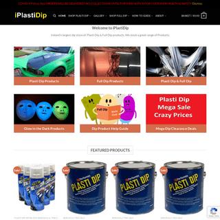iPlastidip Ireland - Genuine Brand Full Dip & Plasti Dip