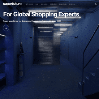 ArchiveBay.com - superfuture.com - superfuture – urban cartography for global shopping experts