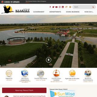 ArchiveBay.com - cityofkearney.org - City of Kearney, NE - Official Website - Official Website