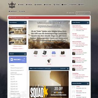 GER-SQUAD.community Forum