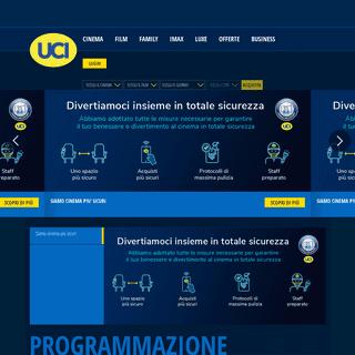 Homepage - UCI Cinemas