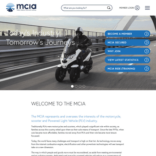 Motorcycle Industry Association - MCIA