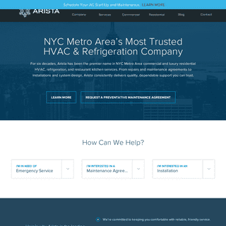 The Leading NYC Metro Luxury Residential & Commercial HVAC Service Company