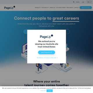 HR Software for Your Entire Talent Lifecycle - PageUp