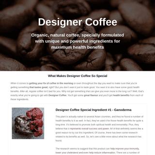 ArchiveBay.com - majestybakery.co.za - Designer Coffee Online - South Africa - Natural, Organic, Healthy