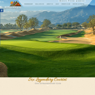 The Club at PGA WESTHomepage