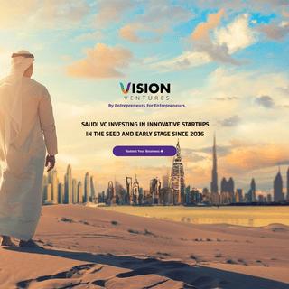 Vision Ventures - Vision Ventures
