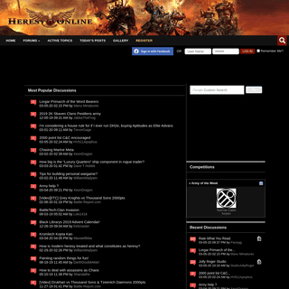 ArchiveBay.com - heresy-online.net - Wargaming Forum and Wargamer Forums