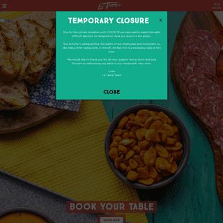 La Tasca - Spanish Tapas Restaurant