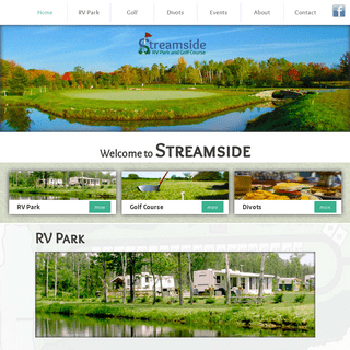 RV Park and Golf Course-Streamside RV Park and Golf Course - Pulaski, NY