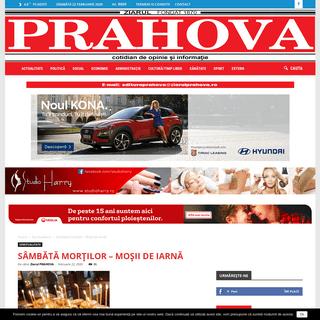 ArchiveBay.com - ziarulprahova.ro/2020/02/sambata-mortilor-mosii-de-iarna/ - Sâmbătă morţilor – Moşii de Iarnă - Ziarul Prahova