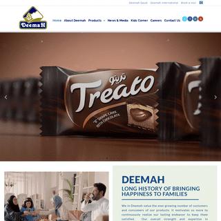 deemah – deemah for food