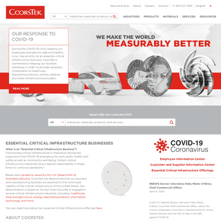 CoorsTek - Global Leader in Engineered Technical Ceramics