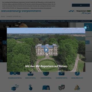 Startseite - Landesportal Mecklenburg-Vorpommern