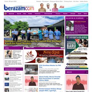berazam.com - bersimpai mempersatukan yang bercerai