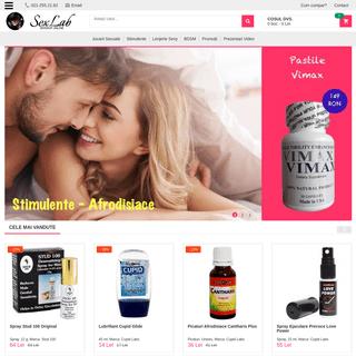 Sexshop online - SexLab.ro