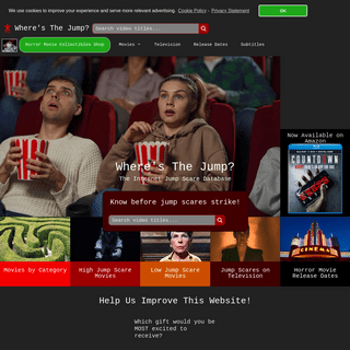 ArchiveBay.com - wheresthejump.com - Where's The Jump- – A Movie Jump Scare Database