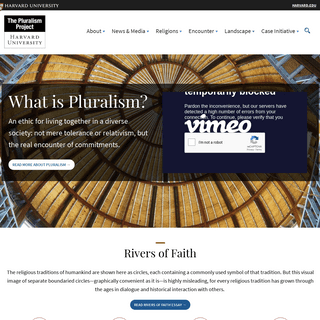 The Pluralism Project