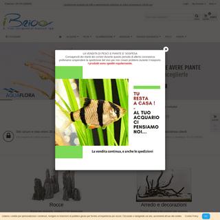 iBrio.it - Negozio acquari online prodotti e accessori per acquariologia - iBrio.it