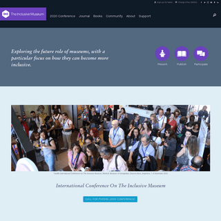 The Inclusive Museum Research Network