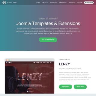 Joomla Templates - Extensions - Online Store - JoomlaXTC