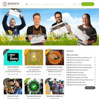 Bierista®, dé bieropleiding van NL