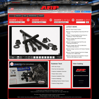 ARP - The Official Web Site