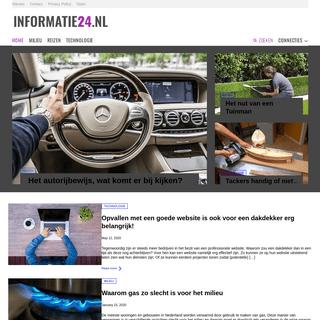 Home - Informatie24