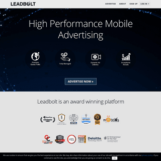Leadbolt – High Performance Mobile Advertising Platform