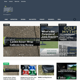 Plugged In Golf - Get plugged in...