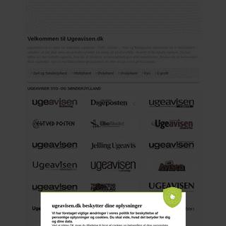 ArchiveBay.com - ugeavisen.dk - Ugeavisen.dk - Forsiden