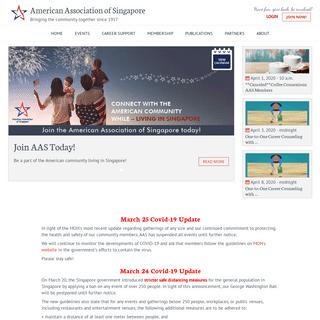 American Association of Singapore - Singapore Life