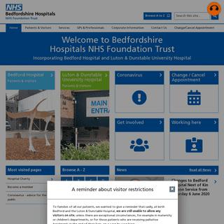 Bedfordshire Hospitals NHS Foundation Trust