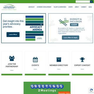 Buffalo Niagara Partnership - Our Regional Chamber of Commerce