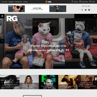 Site RG – Moda, Estilo, Festa, Beleza e mais