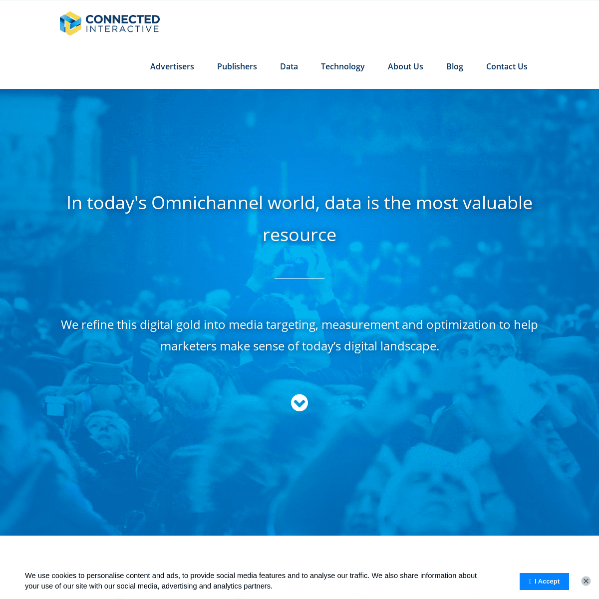 ArchiveBay.com - connectedinteractive.com - Connected Interactive - Specializing in Programmatic and Performance Advertising