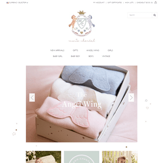 Marie-Chantal - A Beautiful Children's Brand with a Heart