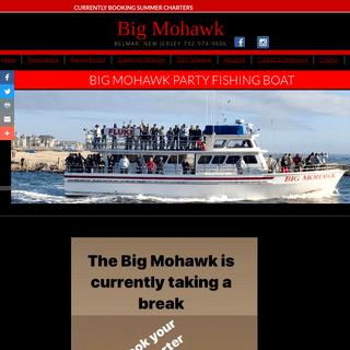 Fishing Trips - Big Mohawk - South Belmar, NJ