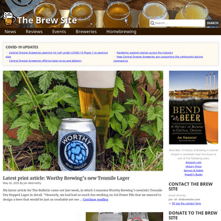 The Brew Site - It's all about the beer.