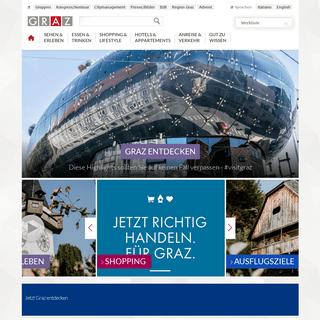 GRAZ - Urlaub online buchen, Angebote & Infos - Österreich