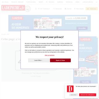 ArchiveBay.com - www.ladepeche.fr/2020/02/13/alexandra-lamy-choquee-par-le-comportement-odieux-dune-admiratrice - Page introuvable - ladepeche.fr