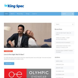 King Spec -