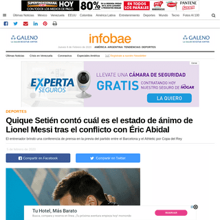 ArchiveBay.com - www.infobae.com/america/deportes/2020/02/05/quique-setien-conto-cual-es-el-estado-de-animo-de-lionel-messi-tras-el-conflicto-con-eric-abidal/ - Quique Setién contó cuál es el estado de ánimo de Lionel Messi tras el conflicto con Éric Abidal - Infobae
