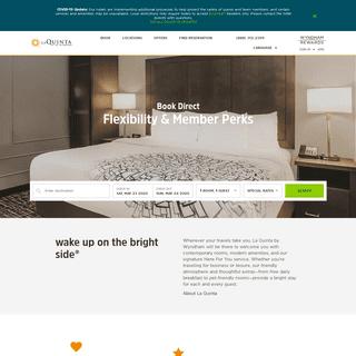 ArchiveBay.com - lq.com - La Quinta by Wyndham - Book Hotel Discount Rates & Deals