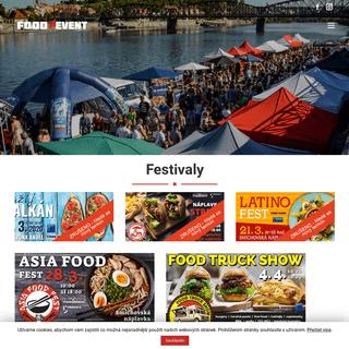 Foodevent - Organizace gastronomických akcí