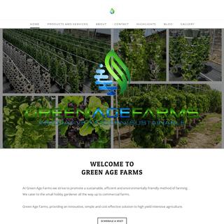 GREEN AGE FARMS - Home