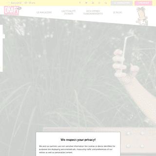 ArchiveBay.com - okapi.fr - Okapi - le magazine des ados curieux de 10-15 ans !