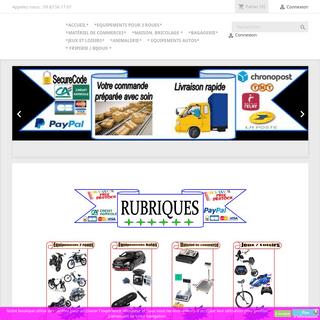 PRIXDESTOCK.FR est une enseigne commerciale de la Sarl MAXI-LOISIRS-PLUS siret 52446045800028 Créée en 2010