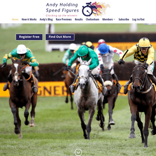 ArchiveBay.com - andyholdingspeedfigures.co.uk - Andy Holding Speed Figures - -Clocking up the Winners-