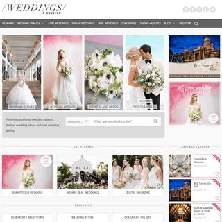Weddings In Houston - Weddings in Houston